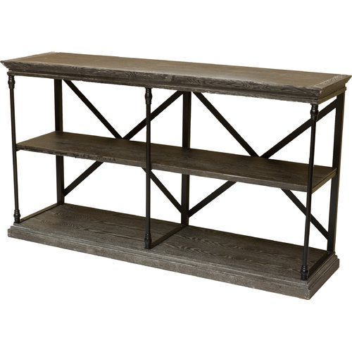17 Stories Hana Etagere Bookcase by