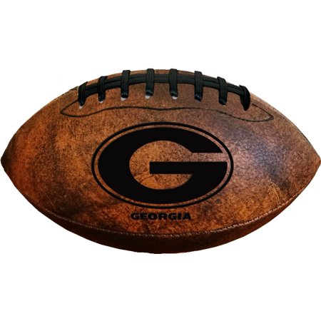 - Georgia Bulldogs Football Vintage Throwback 9 Inches