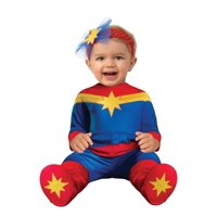 Rubies Costume Co. Captain Marvel Infant's 0-6Mo