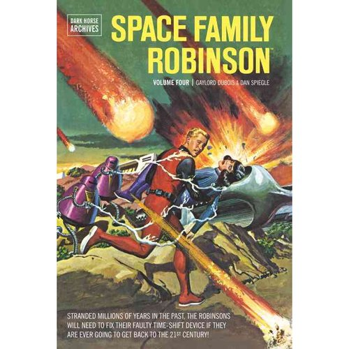 Space Family Robinson Archives 4