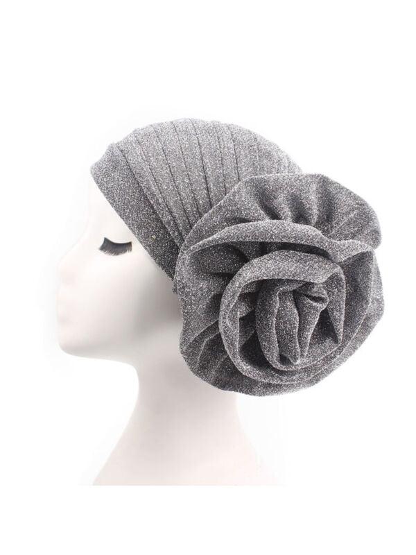 Cute Llama White Womens Bandana Headwear Headband Elegant
