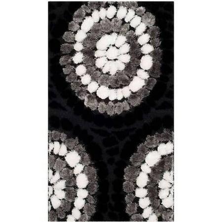 Flokati Shag Area Rug In Multicolor 10 Ft L X 8 Ft W