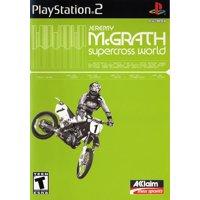 Jeremy McGrath Supercross World - PS2 (Refurbished)