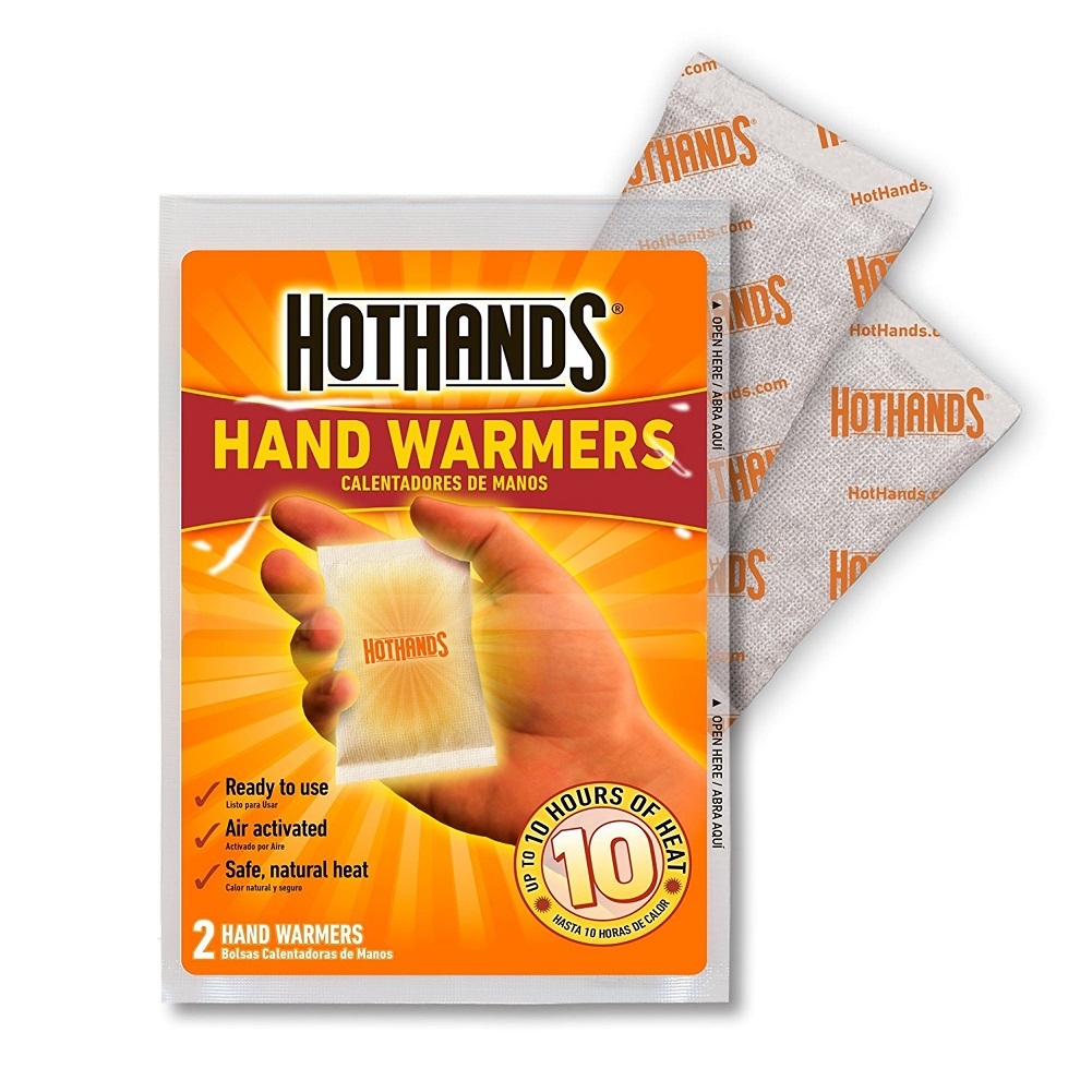 HotHands Toe Warmers 10 Pair Long Lasting Safe Natural Odorless Air Activated Warmers Up to 8 Hours of Heat