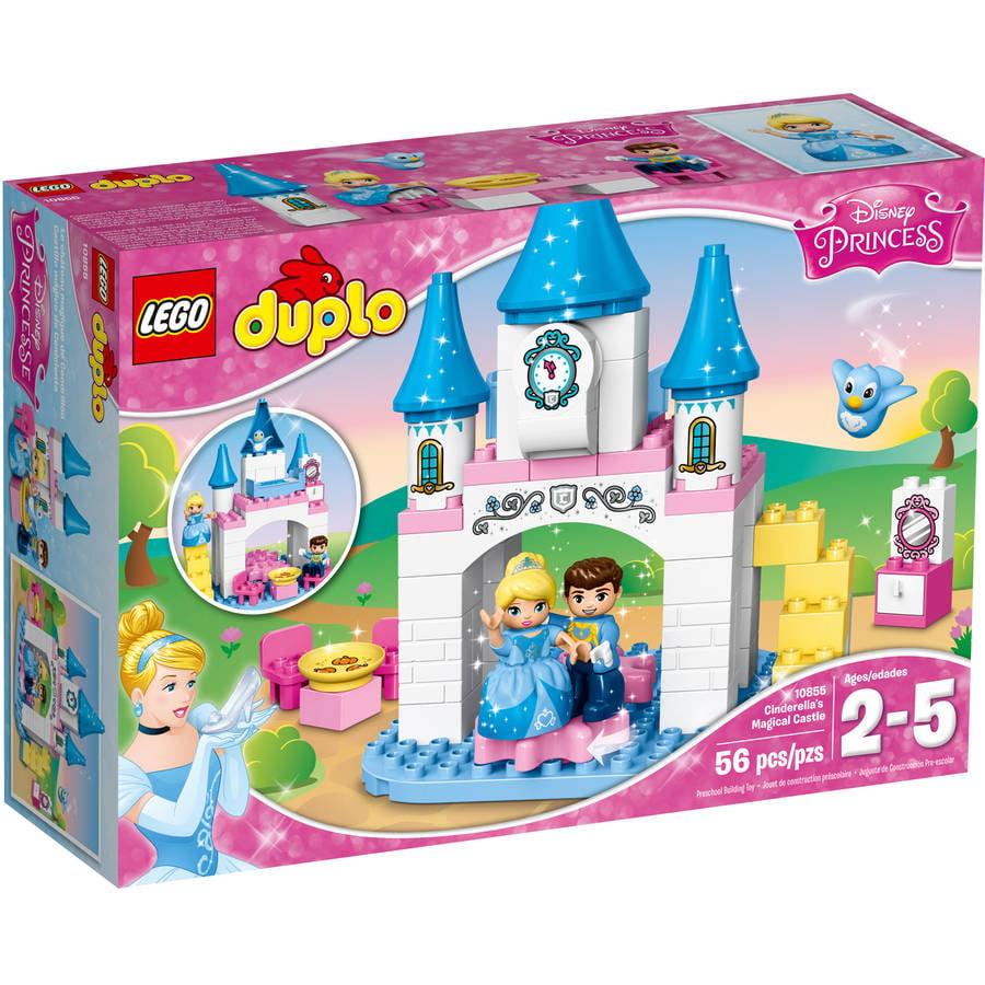 LEGO DUPLO Princess Cinderella's Magical Castle 10855