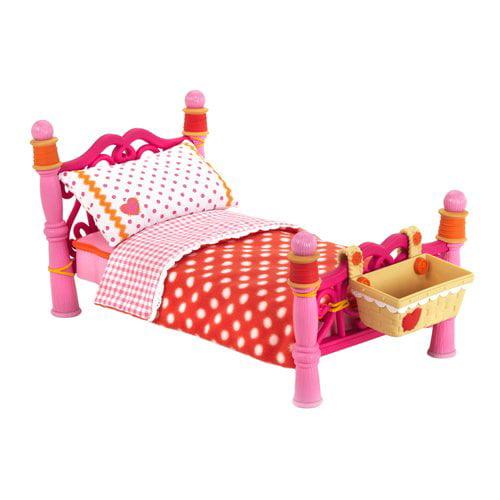 Lalaloopsy Doll And Bed Set