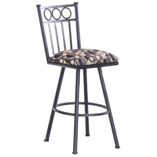 Tempo 30-Inch Wilmington Swivel Bar Stool without Arms