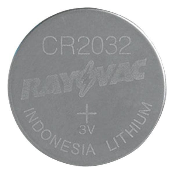 RAYOVAC(R) KECR2032-1C 3-Volt Lithium 2032 Keyless Entry Battery - image 1 of 1
