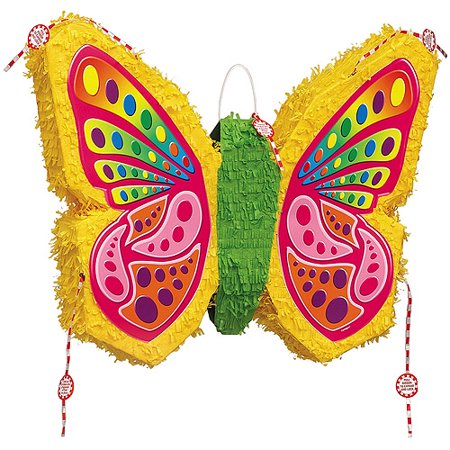 Beautiful Butterfly Pinata](Egg Pinata)