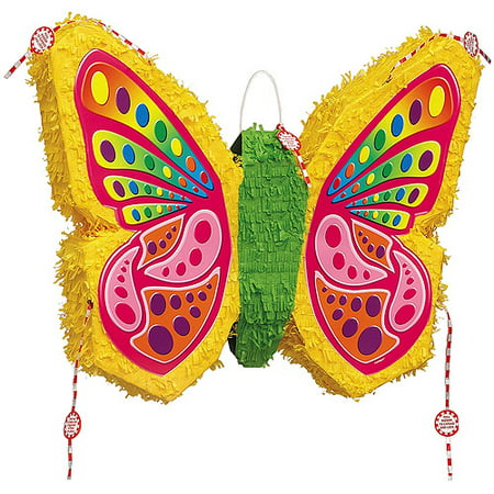 Beautiful Butterfly Pinata - Clown Pinata