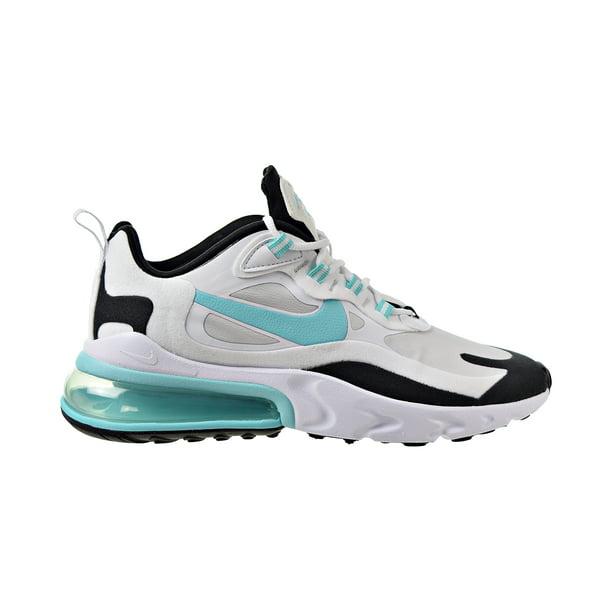 Nike Air Max 270 React Women's Shoes Photon Dust-Green White cj0619-001