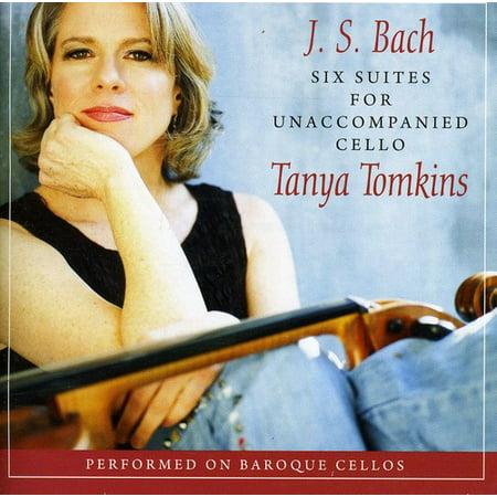 Six Suites for Unaccompanied (Six Unaccompanied Cello)