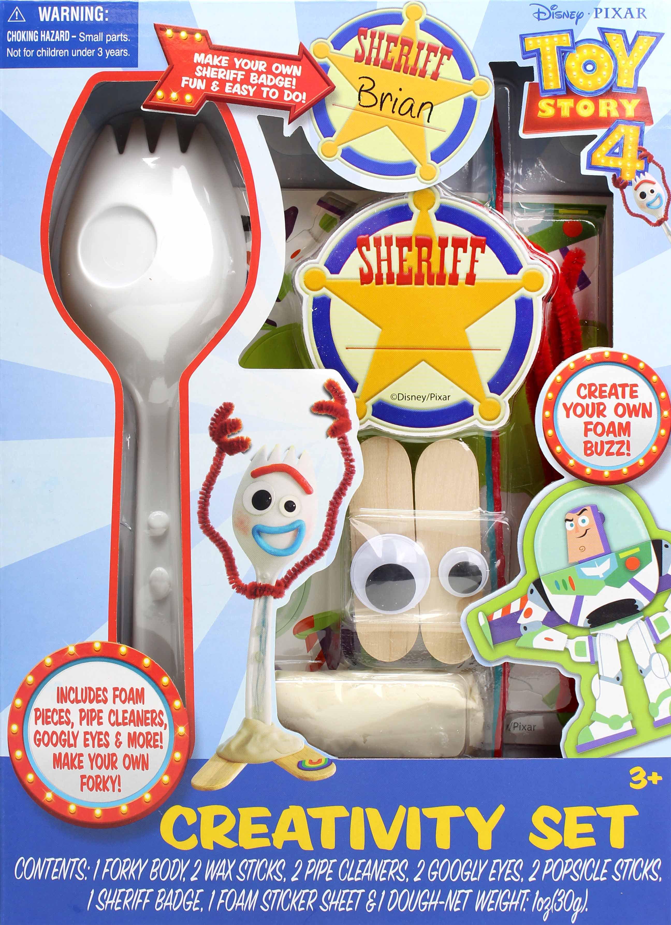 Toy Story 4 Craft Creativity Art Set