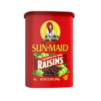 Sun-Maid California Sun-Dried Raisins, 22.58 Oz.
