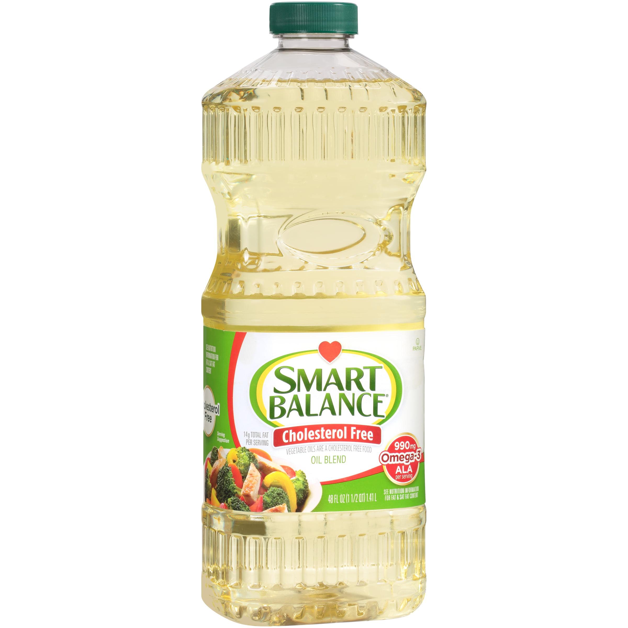 Smart Balance® Vegetable Oil 48 fl. oz. Bottle - Walmart.com