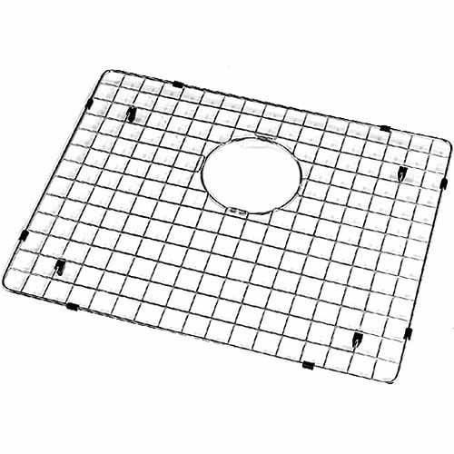 Houzer BG-5370 Wirecraft Kitchen Sink Bottom Grid, 19.5-Inch by 15.5-Inch