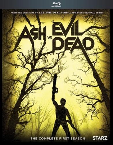 Ash vs. Evil Dead: The Complete First Season (Blu-ray) by Lions Gate Home Entertainment
