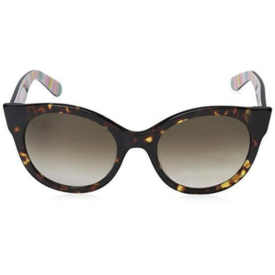 4bb272f809 Kate Spade - Kate Spade Melly S Round Sunglasses - Walmart.com