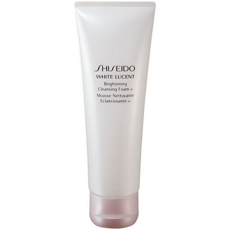 Shiseido White Lucent Brightening Cleansing Foam,