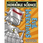 Horrible Science: Evil Inventions - eBook