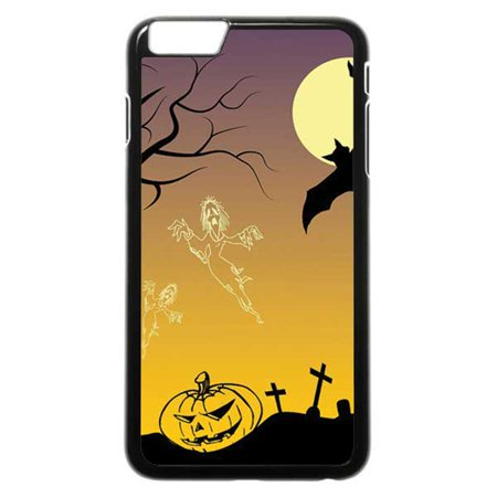 Halloween Landscape iPhone 6 Plus - Iphone 4 Halloween Themes