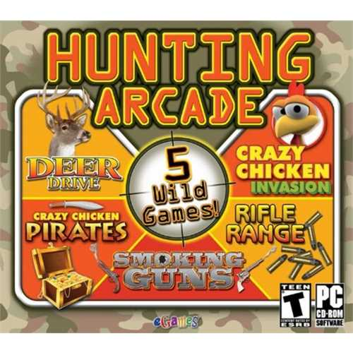 Hunting Arcade - 5 Games - PC Game