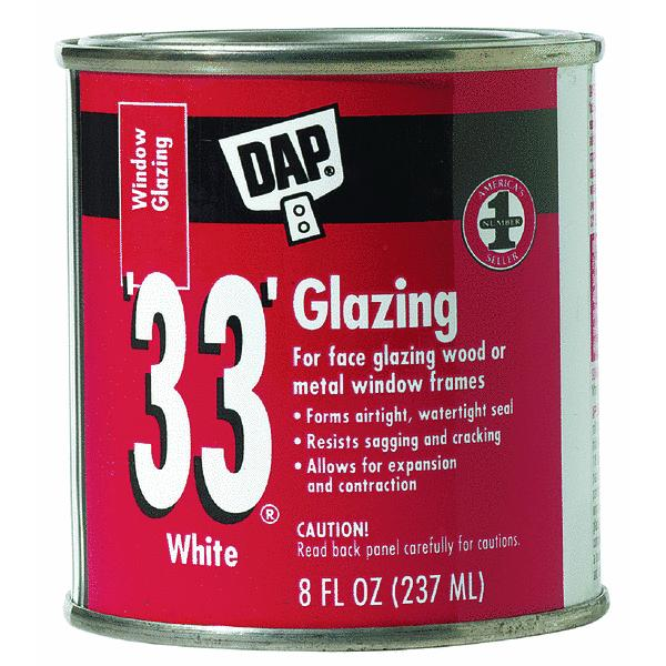 DAP 33' Glazing Compound