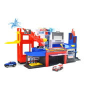 Adventure Force Fire & Rescue Station Playset