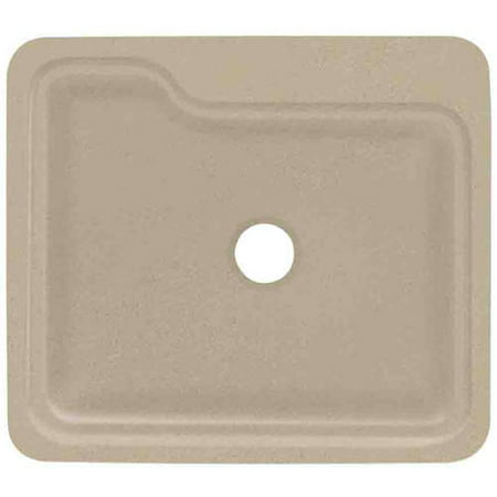 Transolid 25 X 22 Top Mount Self Rimming Portland Kitchen Sink Available In Various Colors