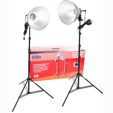 Rps Studio Lighting (RPS Studio 1000w 10in 2 Light)