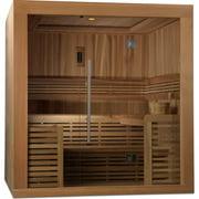Dynamic Infrared GASC 6 Person FAR Traditional Sauna