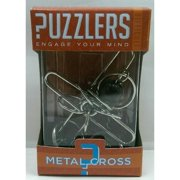 Go! Games,  Cross Metal Puzzle