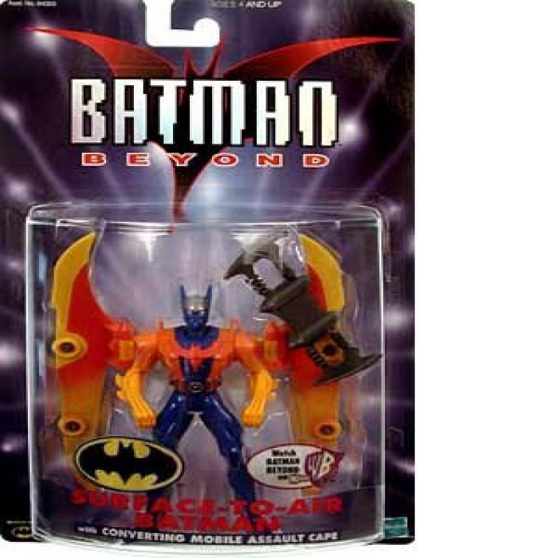 Batman Beyond: Surface-to-air Batman by