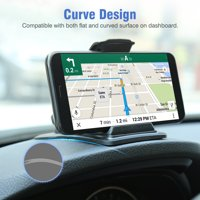 9c075a7187f271 Product Image Cell Phone Holder for Car, Car Phone Mounts for iPhone 7  Plus, Dashboard GPS