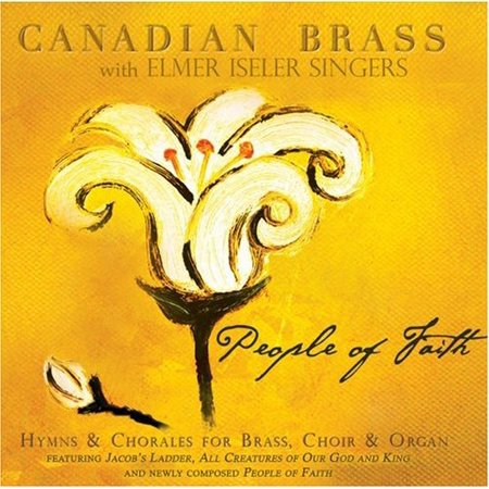 People of Faith By CANADIAN BRASS Artist Format Audio CD Ship from US