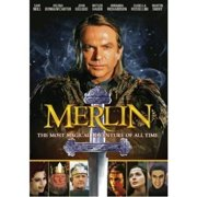 Merlin: Complete Miniseries [DVD] by