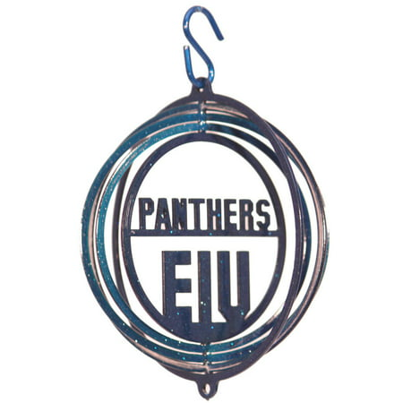 - SWEN Products EASTERN ILLINOIS PANTHERS Tini Swirly Christmas Tree Ornament