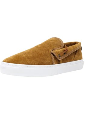 cfd6adb96857d6 Product Image Clear Weather Men s Lakota Suede Honey Ankle-High Slip-On  Shoes - 10.5M