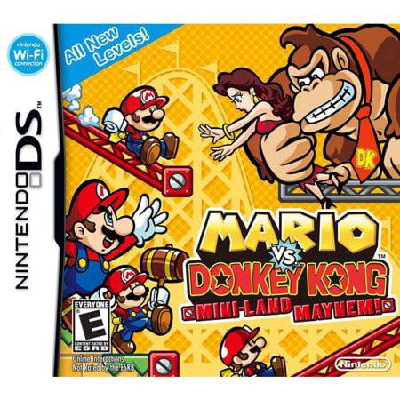 Mario vs. Donkey Kong: Mini-Land Mayhem (Nintendo