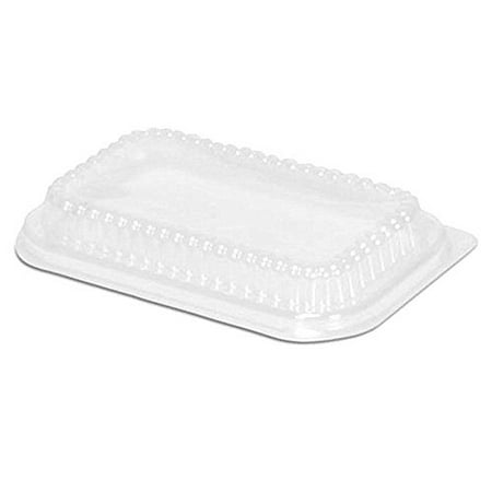 Fir Dome (Handi-Foil Clear Plastic Dome Lid for 1 lb. Aluminum Foil Loaf Pan (Pack of 12))