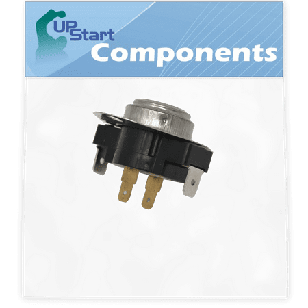 Replacement Fixed Thermostat 3387134, WP3387134, 2011, 306910, 3387135, 3387139, WP3387134VP for Whirlpool LET5434AW0 Dryer - image 4 de 4