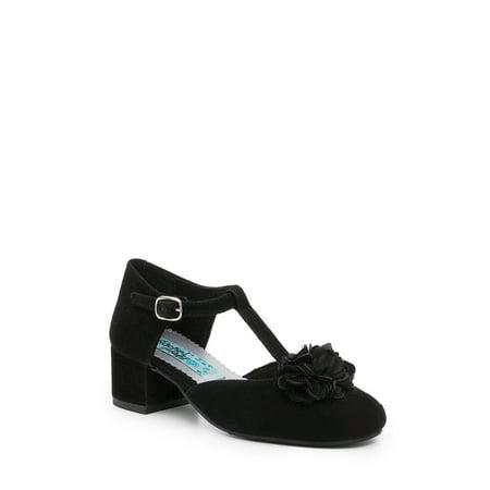 Rachel Shoes Girls' Elena Dress Shoe (Girl Dress Shops)