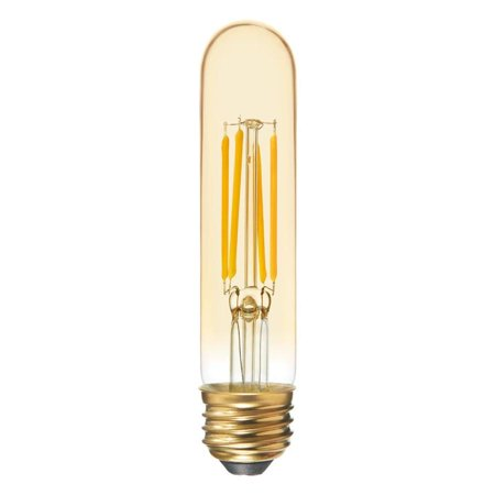 Ge Vintage 60 W Equivalent Dimmable Soft White T9 Led Light Fixture Bulb
