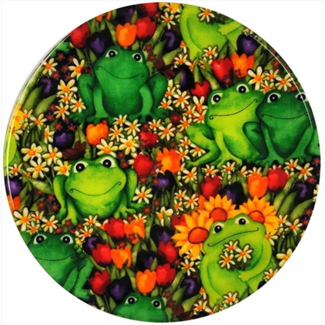 Andreas TR-209 Flower Frogs Silicone Trivet - Pack of 3 trivets