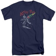 Astro Pop Space Joust Mens Big and Tall Shirt