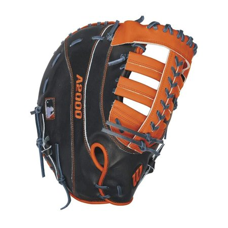 (Wilson A2000 MC24 M. Cabrera Game Model Baseball First Base Mitt, 12.00 inch, Left Hand Throw 12.00in)