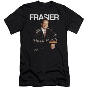 Cheers Frasier Mens Slim Fit Shirt