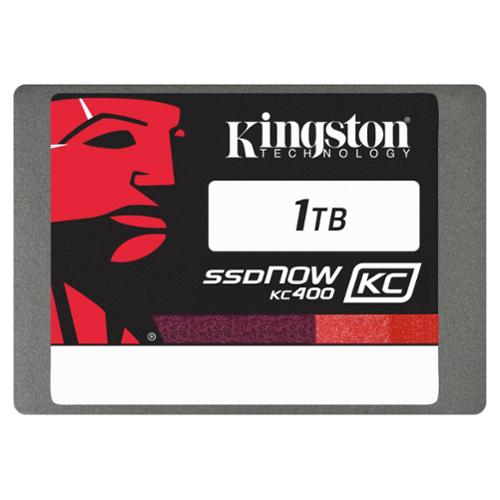 "Kingston Ssdnow Kc400 1 Tb 2.5"" Internal Solid State Drive - Sata - 550 Mb/s Maximum Read Transfer Rate - 530 Mb/s Maximum Write Transfer Rate (skc400s37-1t)"