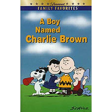 Charlie Brown Teacher Name (Boy Named Charlie Brown)