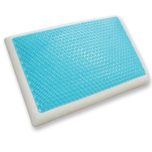 Classic Brands Cool Gel Reversible Gel and Memory Foam Pillow